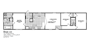 Oak Creek Homes Floor Plans by The Ringo