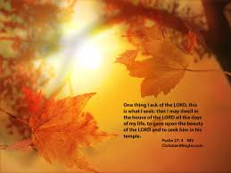 psalm for thanksgiving psalm 27 4 the beauty of our lord christianmingler
