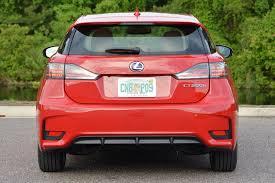 lexus ct200h year to year changes 2014 lexus ct200h test drive autonation drive automotive blog