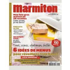 abonnement magazine de cuisine abonnement magazine marmiton marmiton avis et tests internautes