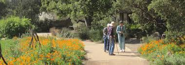 Botanic Garden Santa Barbara Santa Barbara Botanic Garden The Cultural Landscape Foundation