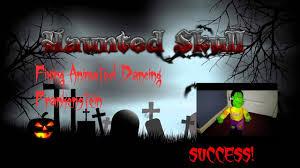 halloween animated dancing frankenstein by dandee restoration
