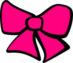 hair bow hair bow clip at clker vector clip online royalty