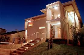 Storage Container Homes Canada - inspiration house made from shipping container with a beautiful