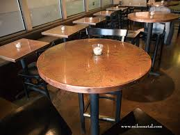 11 best copper table images on pinterest copper table furniture