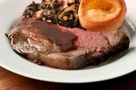 horseradish sauce for beef horseradish herb rib roast with mushroom u2013red wine sauce recipe