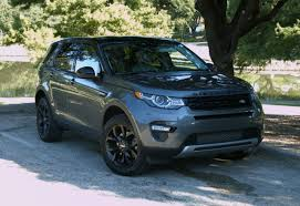land rover discovery sport black test drive 2015 land rover discovery sport review car pro