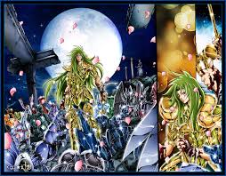 saint seiya gallery lost canvas aries shion colored by x color