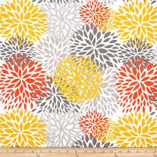 Outdoor Fabric Premier Prints Indoor Outdoor Bloom Discount Designer Fabric