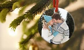 custom ornaments custom ornaments groupon goods