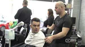 head barbers shop in london for mens haircut and mens hairstyle