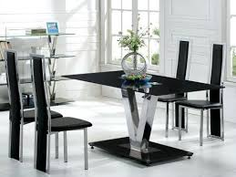 the 25 best black glass dining table ideas on pinterest glass