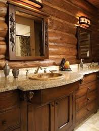 cabin style decorating ideas rustic bathroom designs rustic
