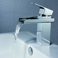 How To Replace A Bathroom Sink Faucet Waterfall Bathroom Sink Faucets You U0027ll Love Wayfair