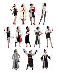 cruella deville costume spirit halloween omg there is absolutely no shortage of cruella de vil costumes