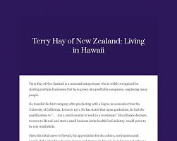 Living In A Warehouse by Terry Hay Of New Zealand Living In Hawaii Favorite Blogs