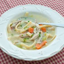 day after thanksgiving turkey noodle soup real kitchen