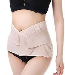 post pregnancy belly band breathable elastic postpartum postnatal support
