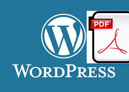 tutorial wordpress com pdf embedding pdf files in wordpress iceni blog