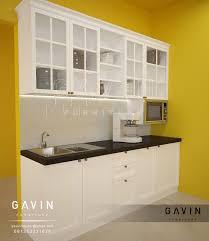 Kitchen Set Minimalis Putih Pembuatan Kitchen Set Duco Putih Di Kebon Kelapa Kitchen Set