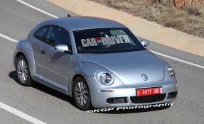 bug volkswagen 2007 volkswagen to reveal 21st century beetle in 20th century style on