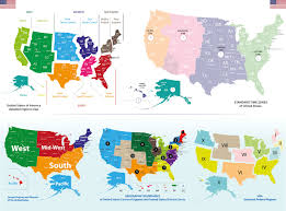 Us Maps Filemap Of Usa Showing State Namespng Wikimedia Commons Geography