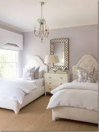 Pottery Barn White Twin Bed If I Have 2 Girls This Would Be A Great Shared Bedroom Idea