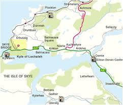 kyle map glass bottom boat seaprobe atlantis kyle of lochalsh tourism