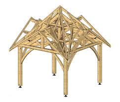 auvent en bois pour terrasse construire auvent de terrasse en bois 7 auvent bois junglekey