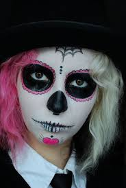 Halloween Skull Face Makeup by 93 Best Oh Catrinas Images On Pinterest Fx Makeup Halloween