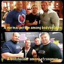 Body Building Meme - oh look a bodybuilder that s cute meme xyz