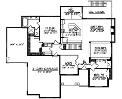 modern style luxury ranch home floor plans londondary luxury ranch
