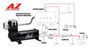 dna knowledge base 12 volt compressor wiring diagram