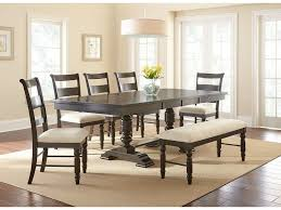 Silver Dining Room Chairs by Steve Silver Dining Room Hester Table Top Ht400t Feceras