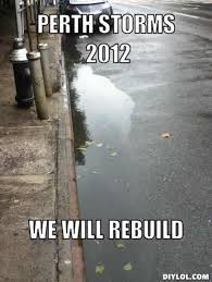 Melbourne Earthquake Meme - we will rebuild know your meme