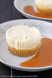 pineapple ice cream cakes with rum caramel sauce renee nicole u0027s