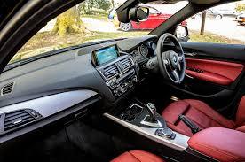 Bmw Interior Options 2016 Bmw M140i Review Autocar