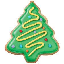 christmas tree cookies wilton