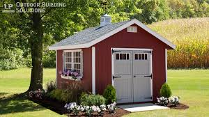 choosing the right shed shape for you lp shed