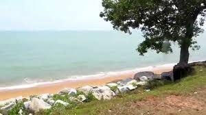 beach front land 2 for sale near proposed kuala linggi
