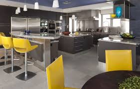 Yellow Kitchens With White Cabinets - 20 stylish ways to work with gray kitchen cabinets
