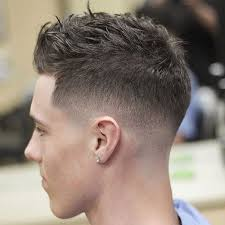 textured top faded sides 55 coolest short sides long top hairstyles for men men hairstyles
