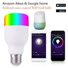 alexa controlled light bulbs wifi led lighting bulbs smart bulbs that work with alexa bluetooth