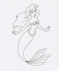 mermaid drawing images collections hd gadget
