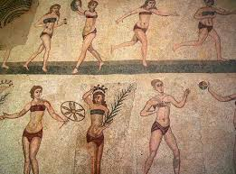 clothing in ancient roman crystalinks