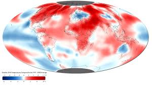 World Temperatures Map by Noaa October 2010 Global Temperature Anomalies U2013 Supplemental