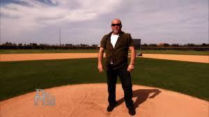 ex major league baseball player now facing major problems dr phil