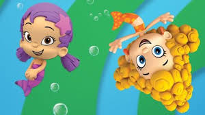 bubble guppies foxtel au
