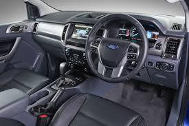 ford ranger interior new tougher smarter more capable new ford ranger ford nelspruit