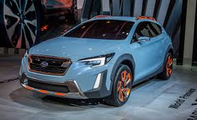 subaru xv interior 2017 subaru xv concept photos and info u2013 news u2013 car and driver